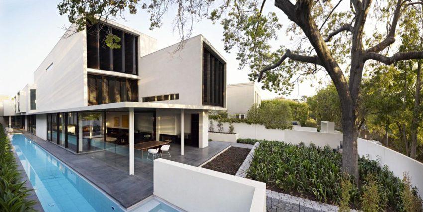 Verdant Avenue home in Toorak, Melbourne.