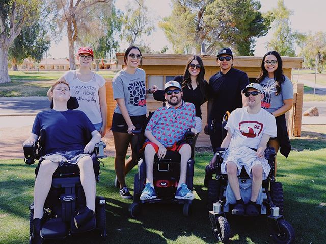 It was a great day on the links yesterday as we held our benefit golf tournament. Thanks to all the golfers, volunteers and supporters who came out to support our team! #golf #fundraiser #sports #igersphx #instagramaz