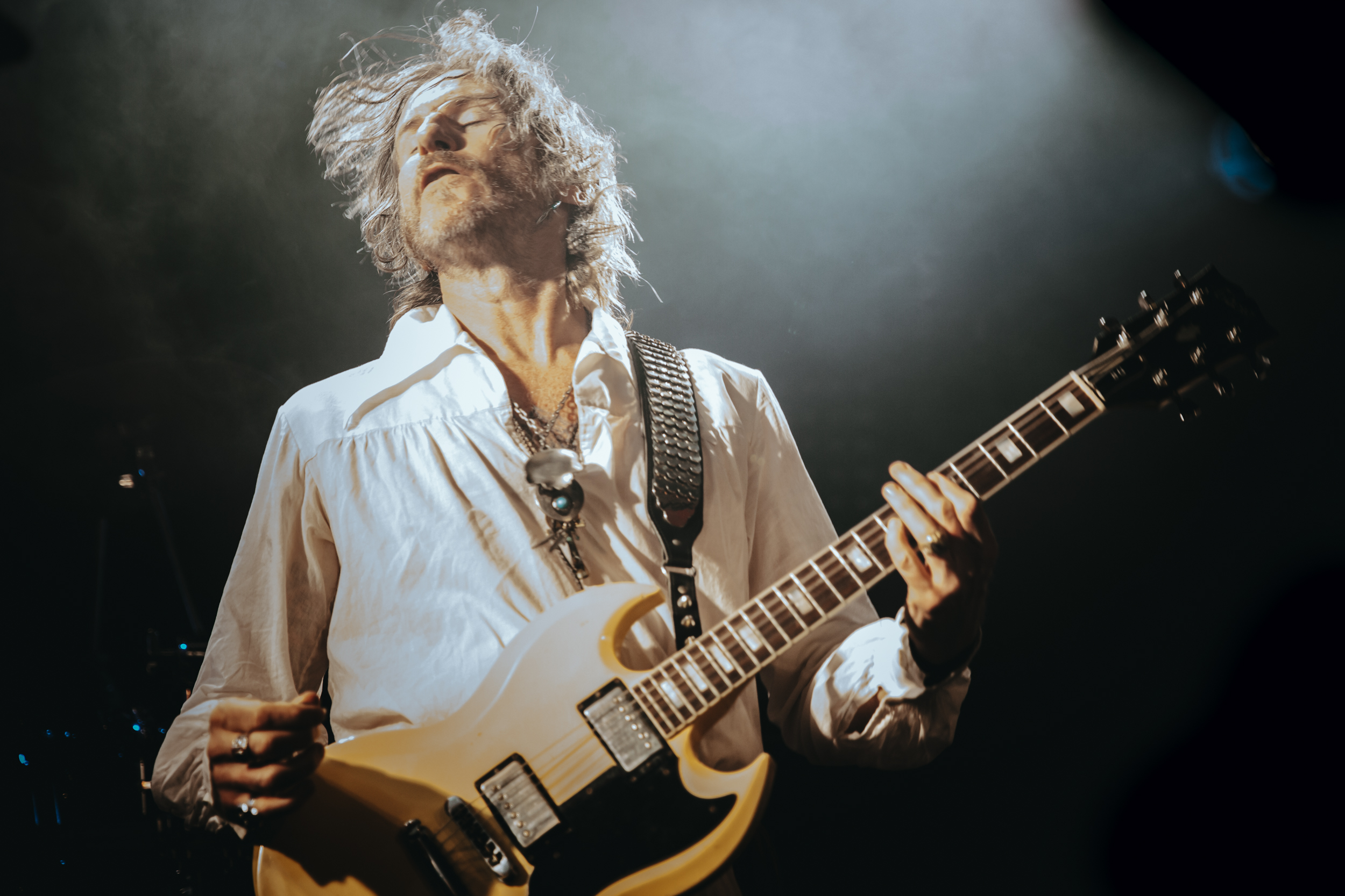 """Review - """"Laughter isn't usually a response a band would want from their epic performance. But tonight it's in abundance and it's magnificent."""""""