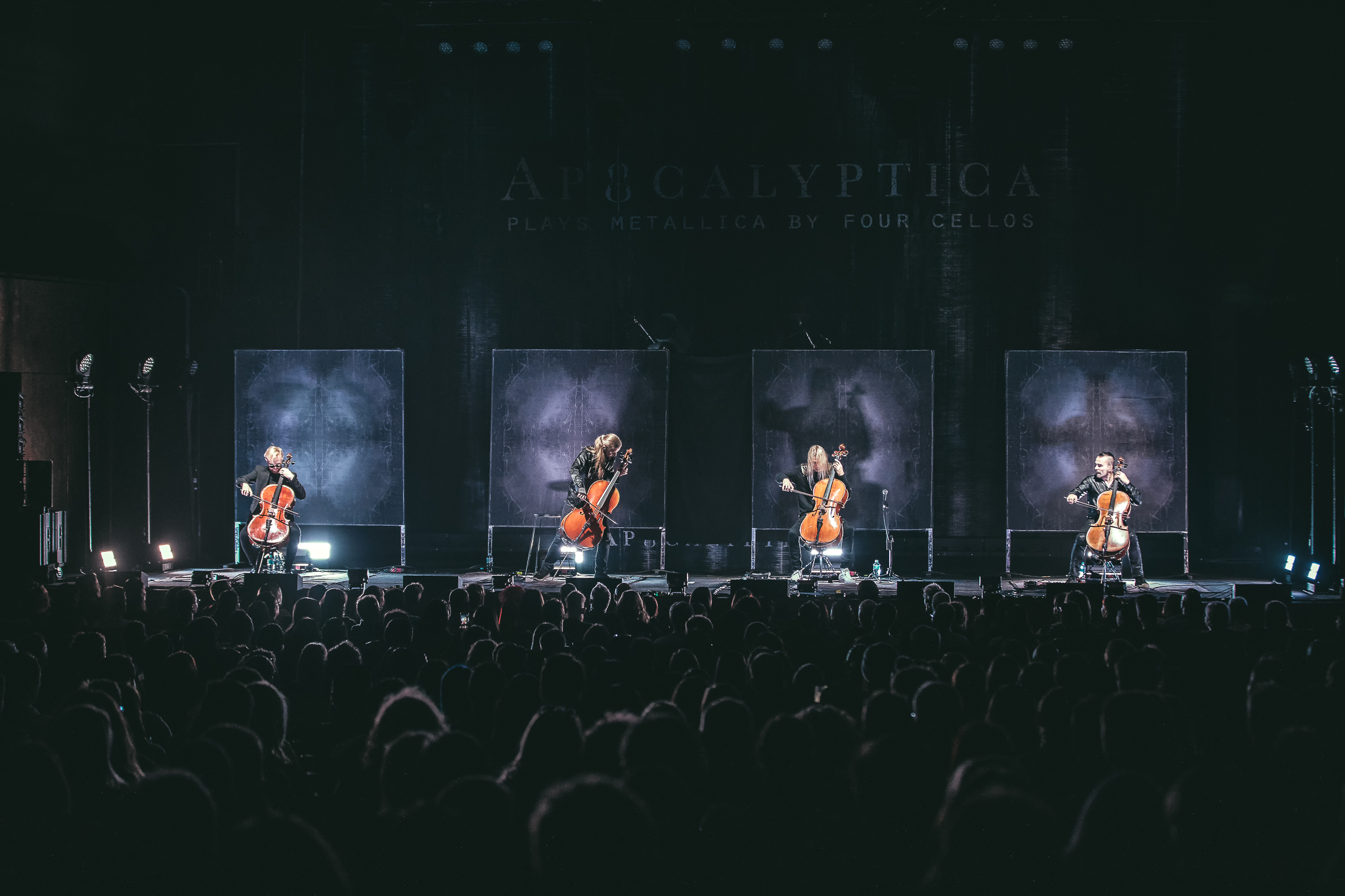 "Review - ""…20 odd years and over 4 million albums sold worldwide, Apocalyptica headed back down under"""