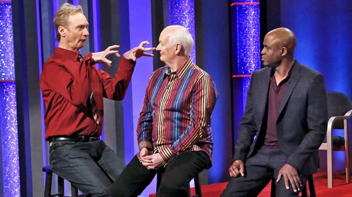 The stars of  Whose Line is it Anyway