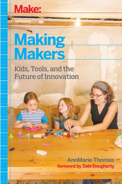 Featured in  Making Makers  by Ann Marie Thomas