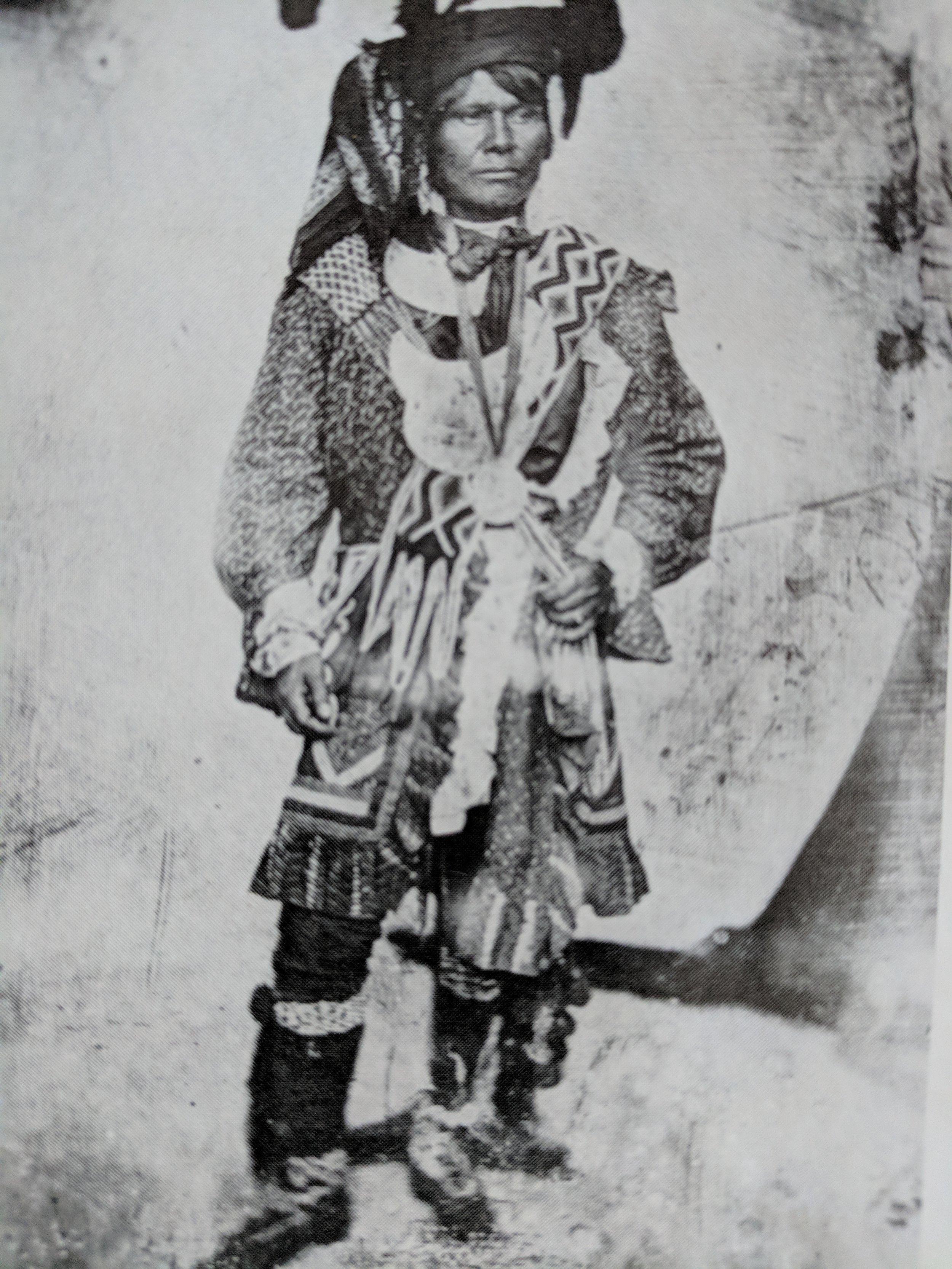 Chief Bill Bowlegs