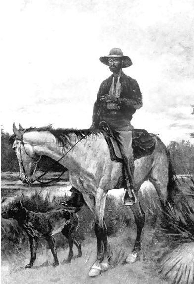 Morgan Bonapart Mizell, 1880's