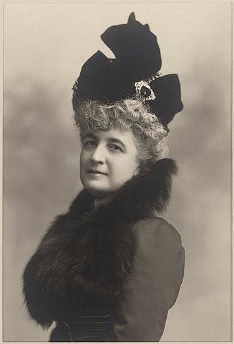 The amazing Bertha Palmer