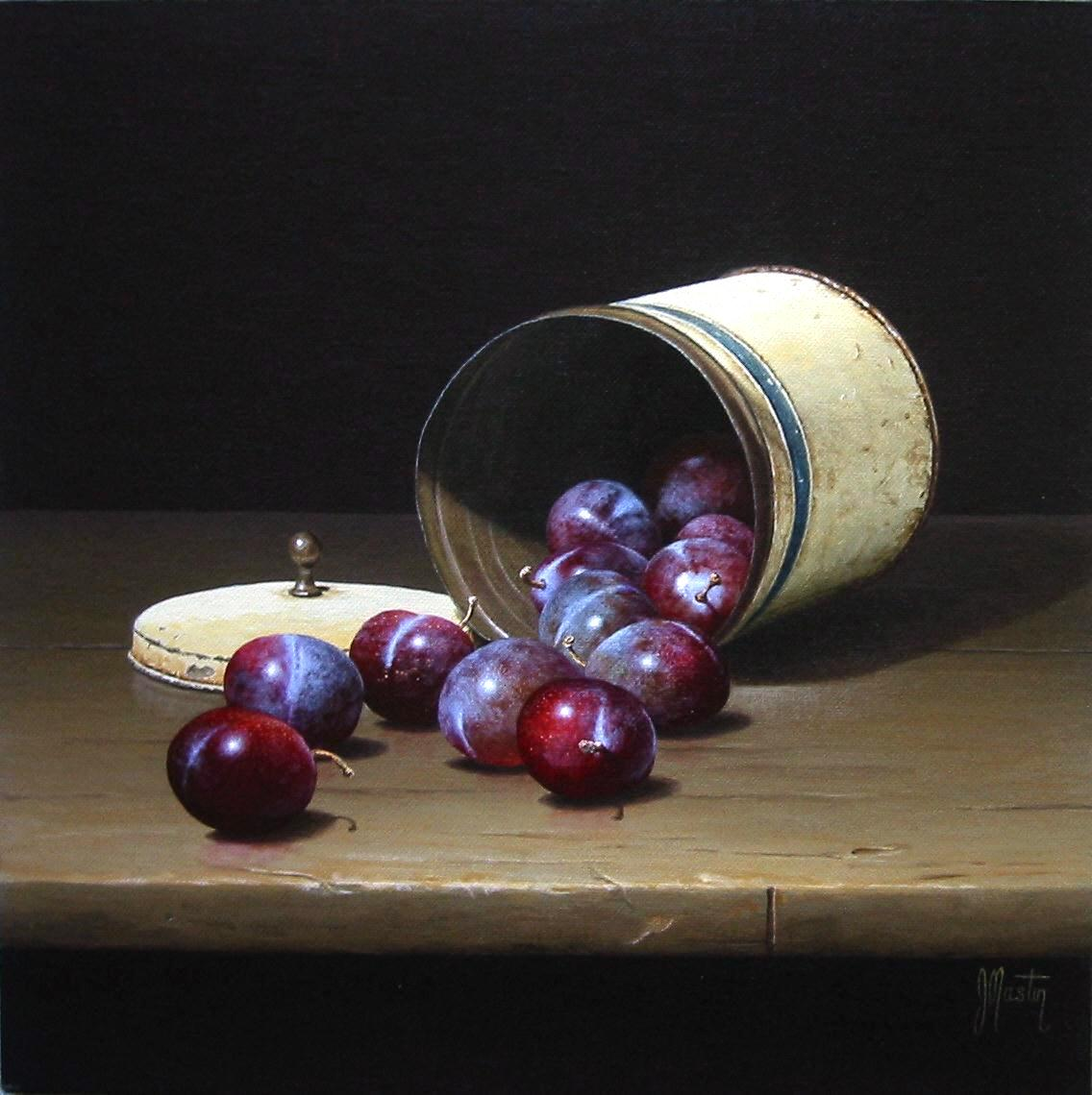 Tinned Plums