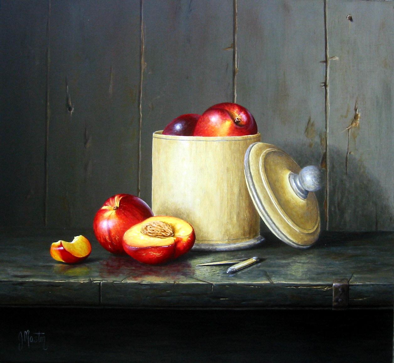 A Piece of Fruit for Dessert