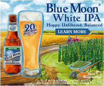 Blue Moon,  White IPA   VIEW ANIMATION