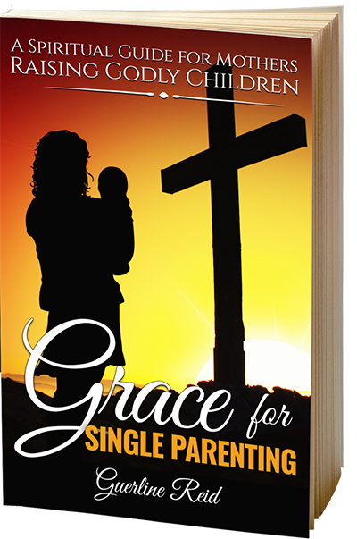 Get Grace for Single Parenting for a mother - Available at Amazon.com