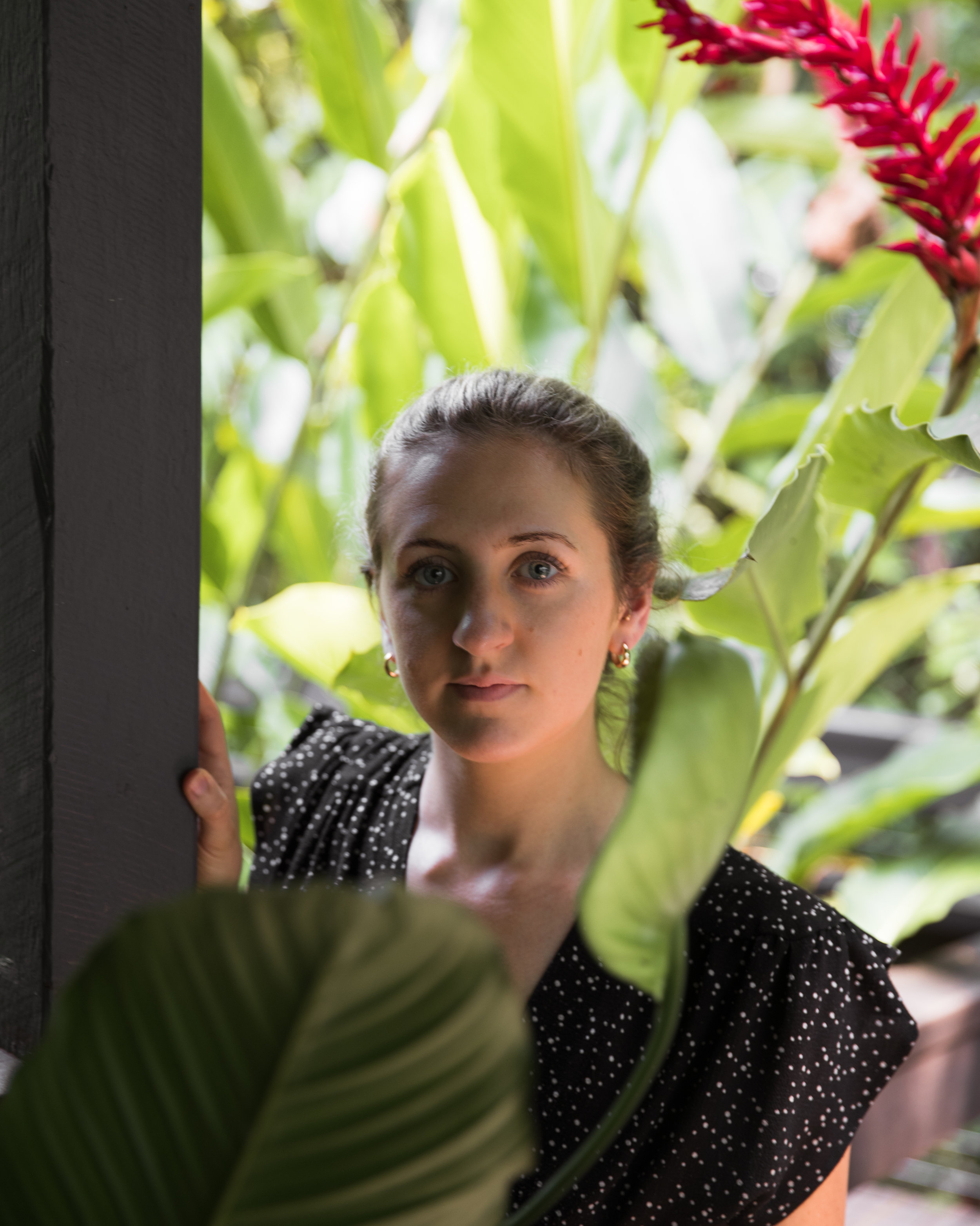 Meet Bec - The yoga-addicted, plant-loving, wellness-seeking Osteopath!