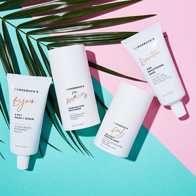 The all new @drroebucks launches at @spacenk direct from Bondi, Sydney - the purest place on earth  #spacenk #cleanbeauty #liveyourbestlife #sydney #glow #australianbeauty