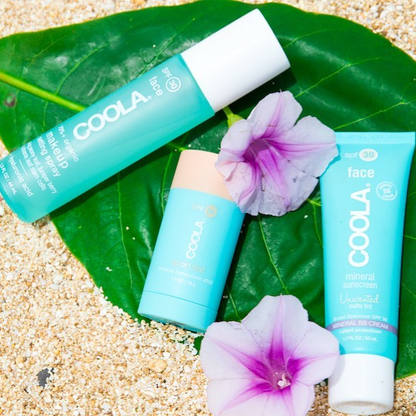 @coola - our new client leading the way in sun care with reef friendly ingredients, organic formulas and natural products. In addition to this, their sunless tanning and makeup line mean it's your one stop shop for sun and UV protection ☀️🌸😎 . . . #beauty #suncare #coola #holiday #spf #pretty #luxury #skincare