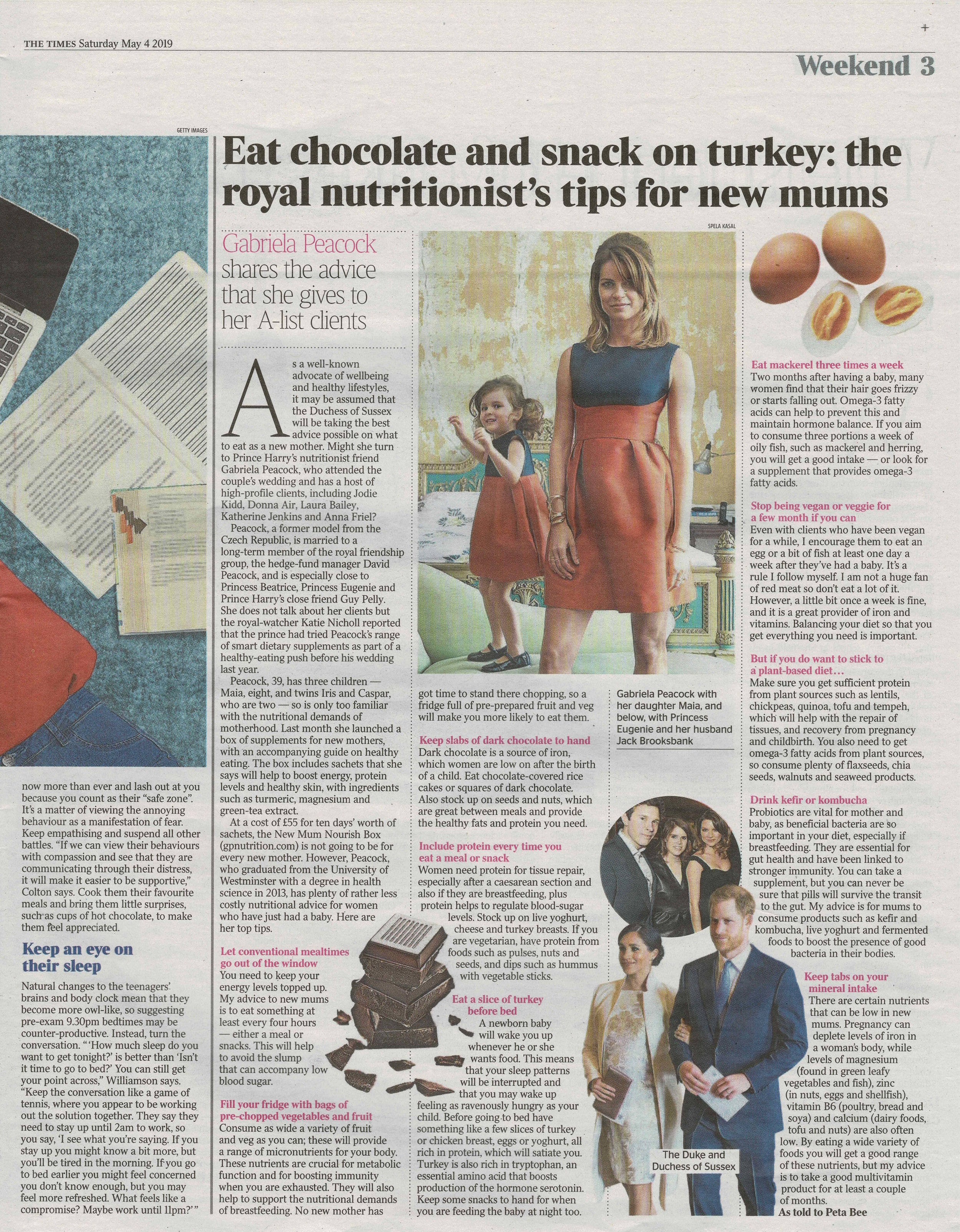 The Times, 4th May (Gabriela Peacock Profile) 2.jpeg
