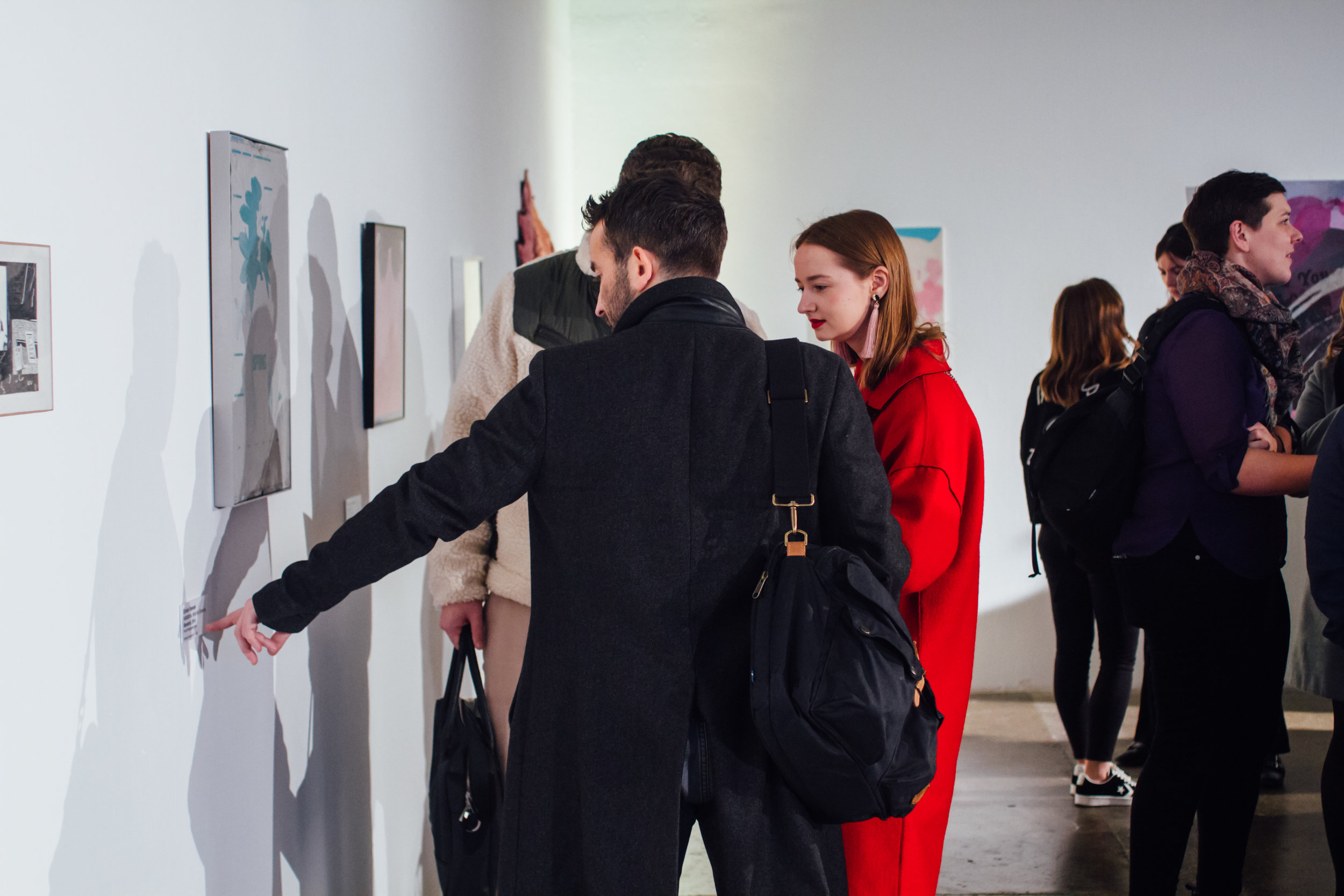 Her Stories art auction celebrating womxn artists