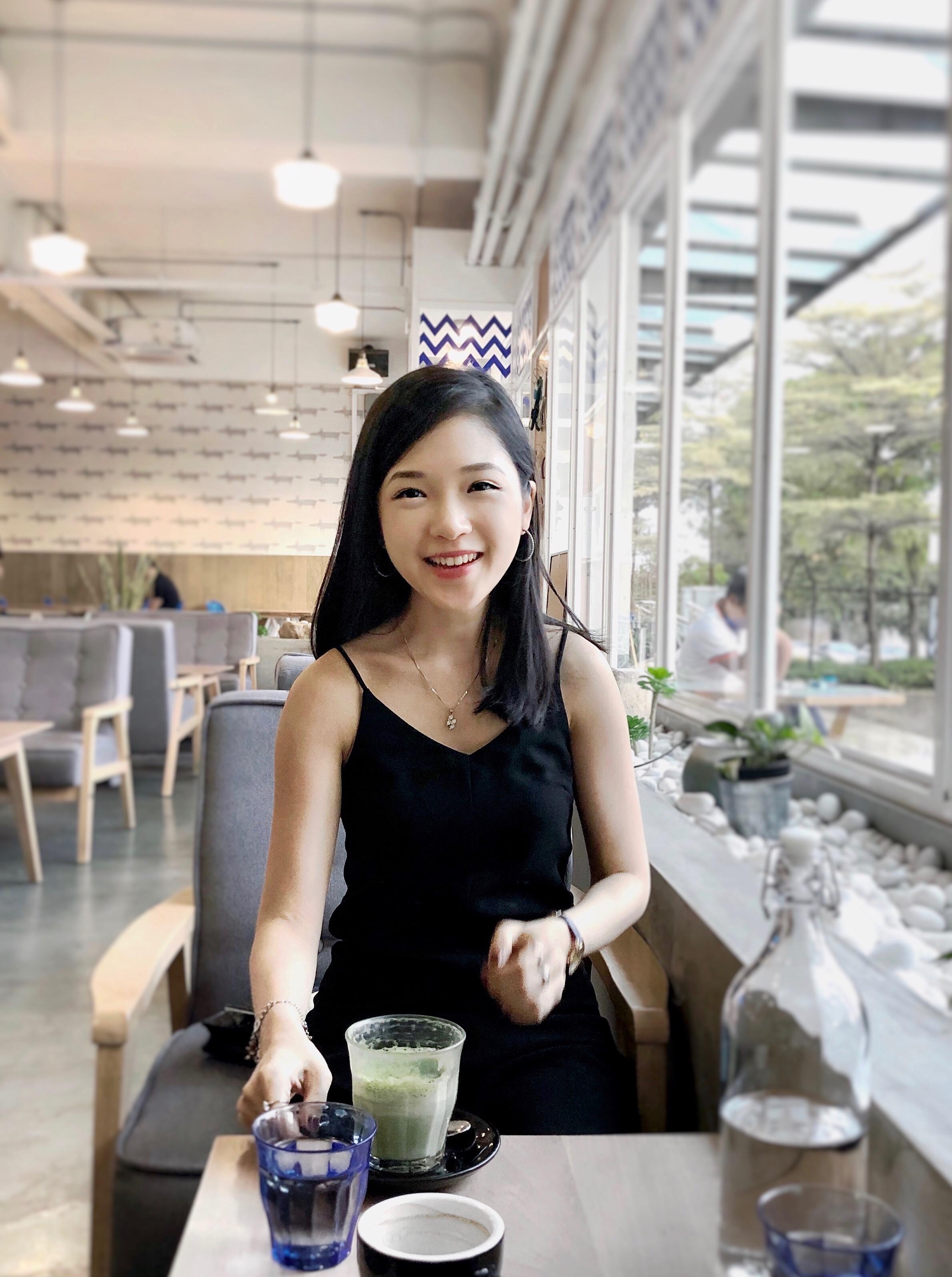 Geraldine Chew,  Aspiring Food Stylist