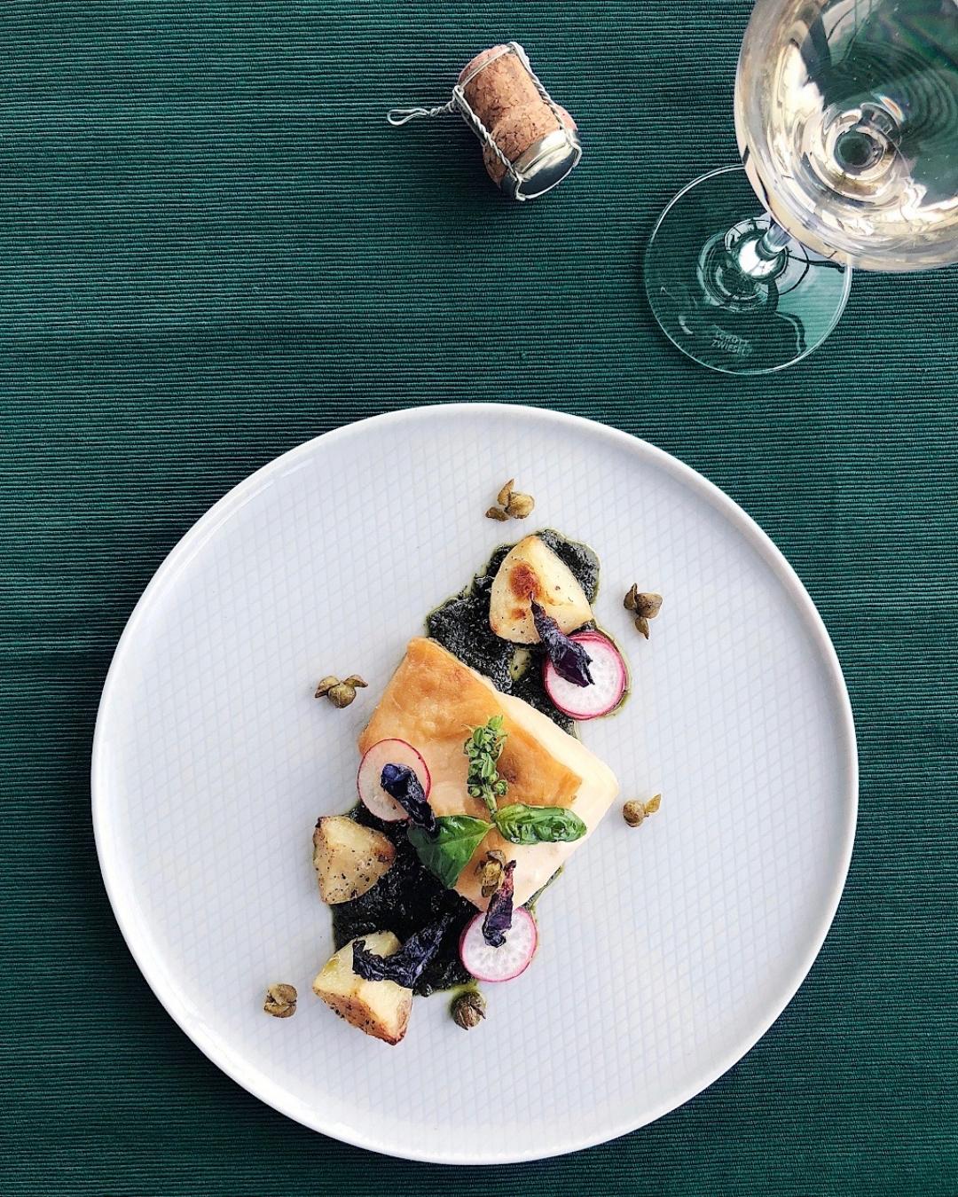 Butter Fish from Tropique Café & Restaurant