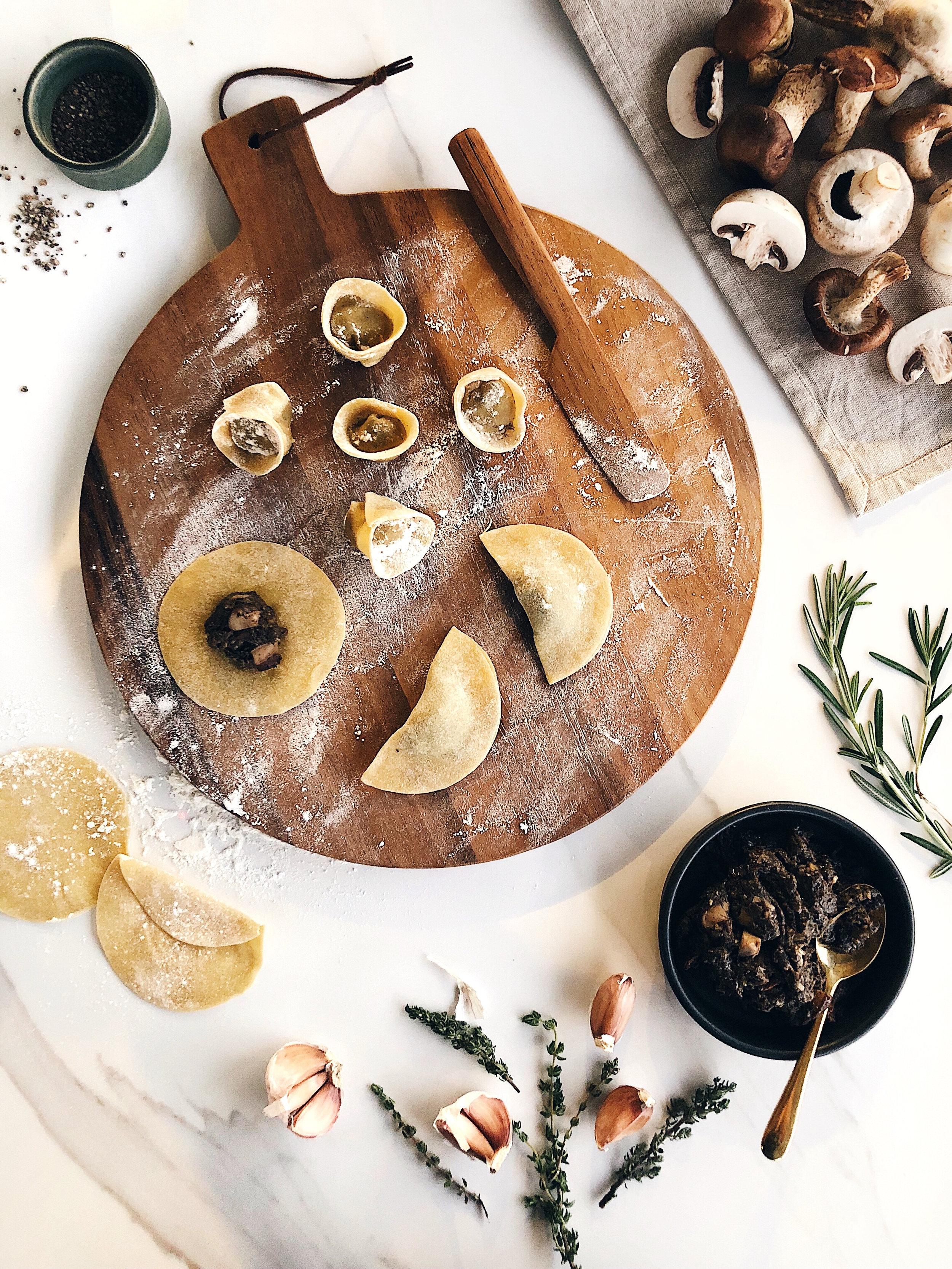 Tortellini from Tropique Cafe & Restaurant