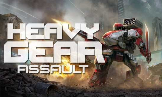 Heavy Gear Assault - My primary job was to tweak and create anything needed to polish the project.