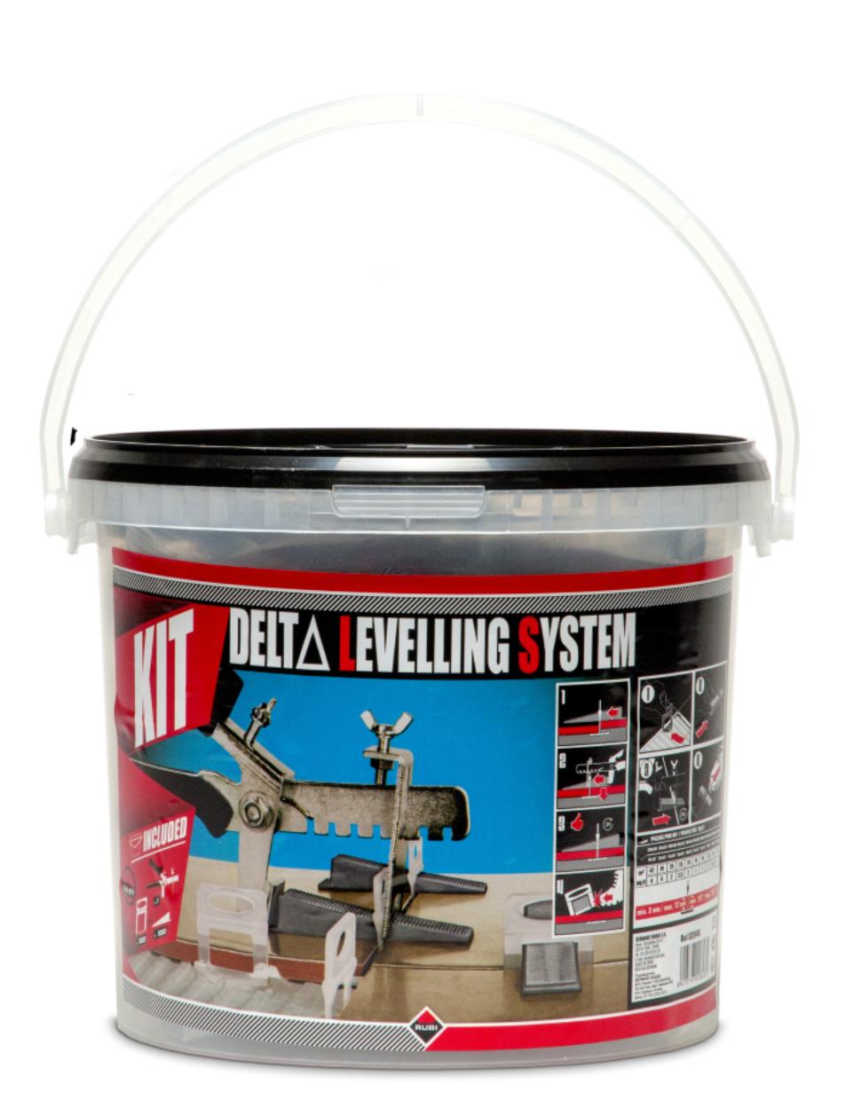 Rubi DELTA Kits -