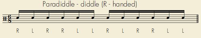 Paradiddle-Diddle