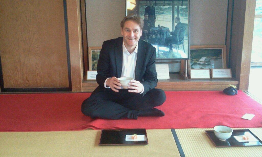 Japan - und Matcha - Tee - immer ein Genuss!