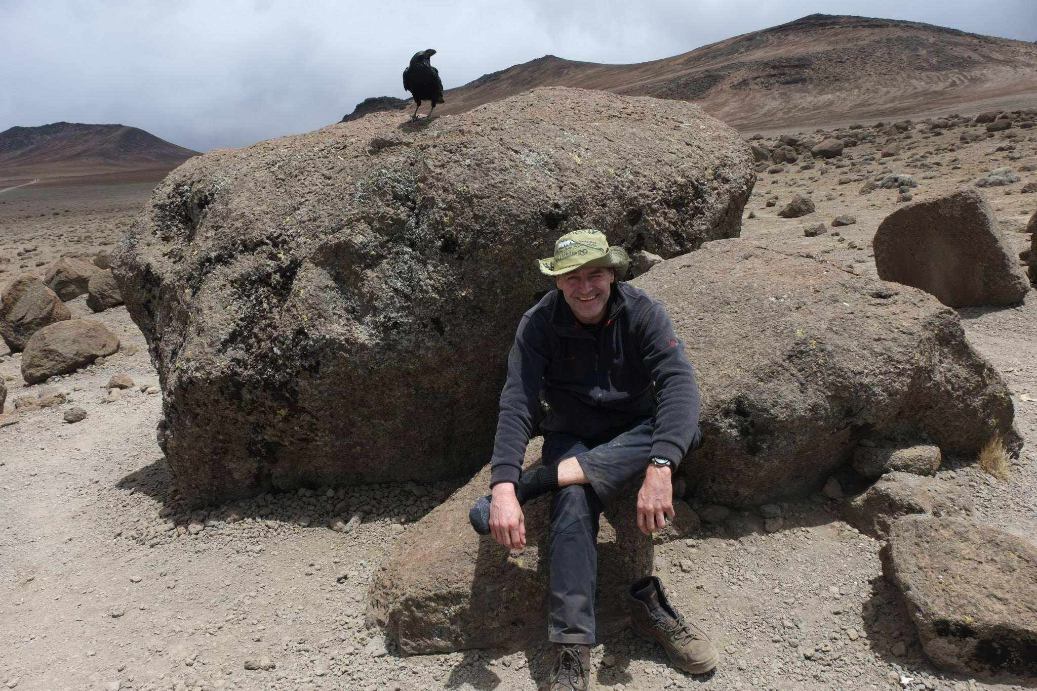 Kurz vor dem Kilimandscharo!