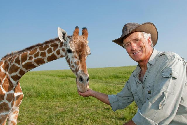 Jack Hanna, Director Emeritus of the Columbus Zoo and Aquarium