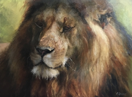 King of The Jungle © 2018 Rosanne Cerbo  All Rights Reserved