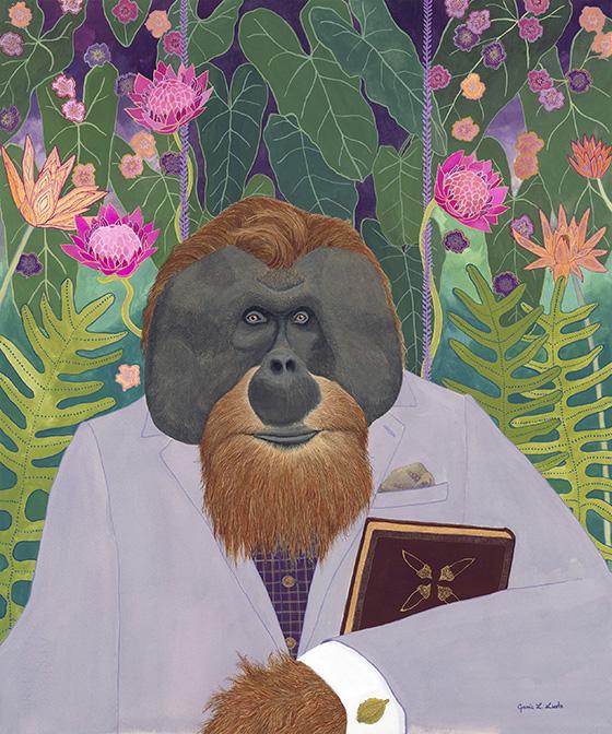 Orangutan © 2018 Jamie Luoto | All Rights Reserved