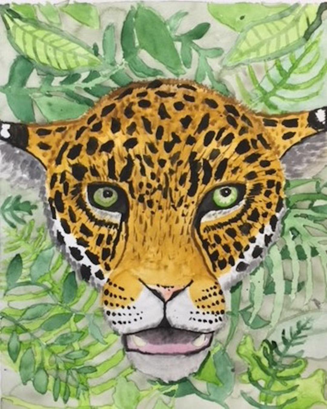 Spirit Of The Jaguar © 2018 Parker Stewart | All Rights Reserved