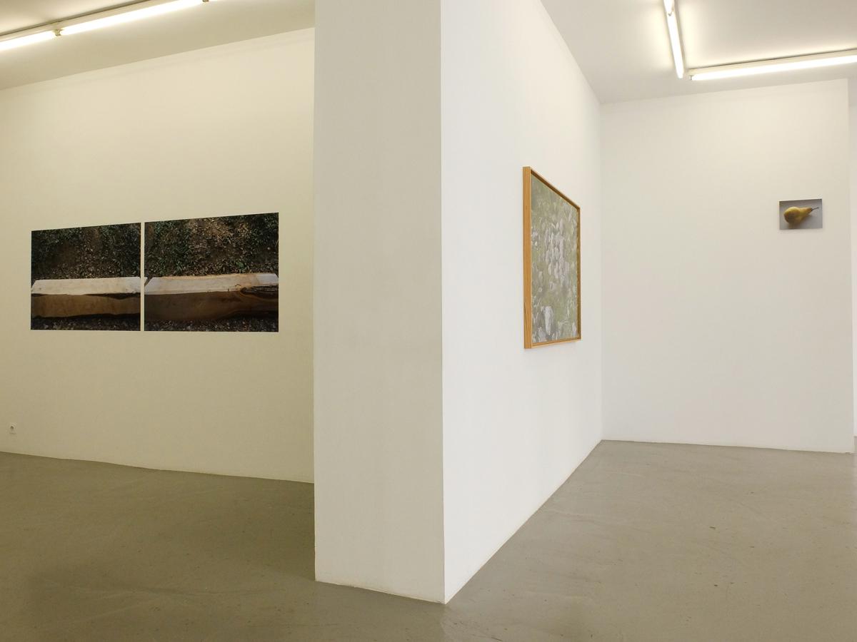 «Paradise Can Wait», galerie Alain Gutharc, Paris, 2017.