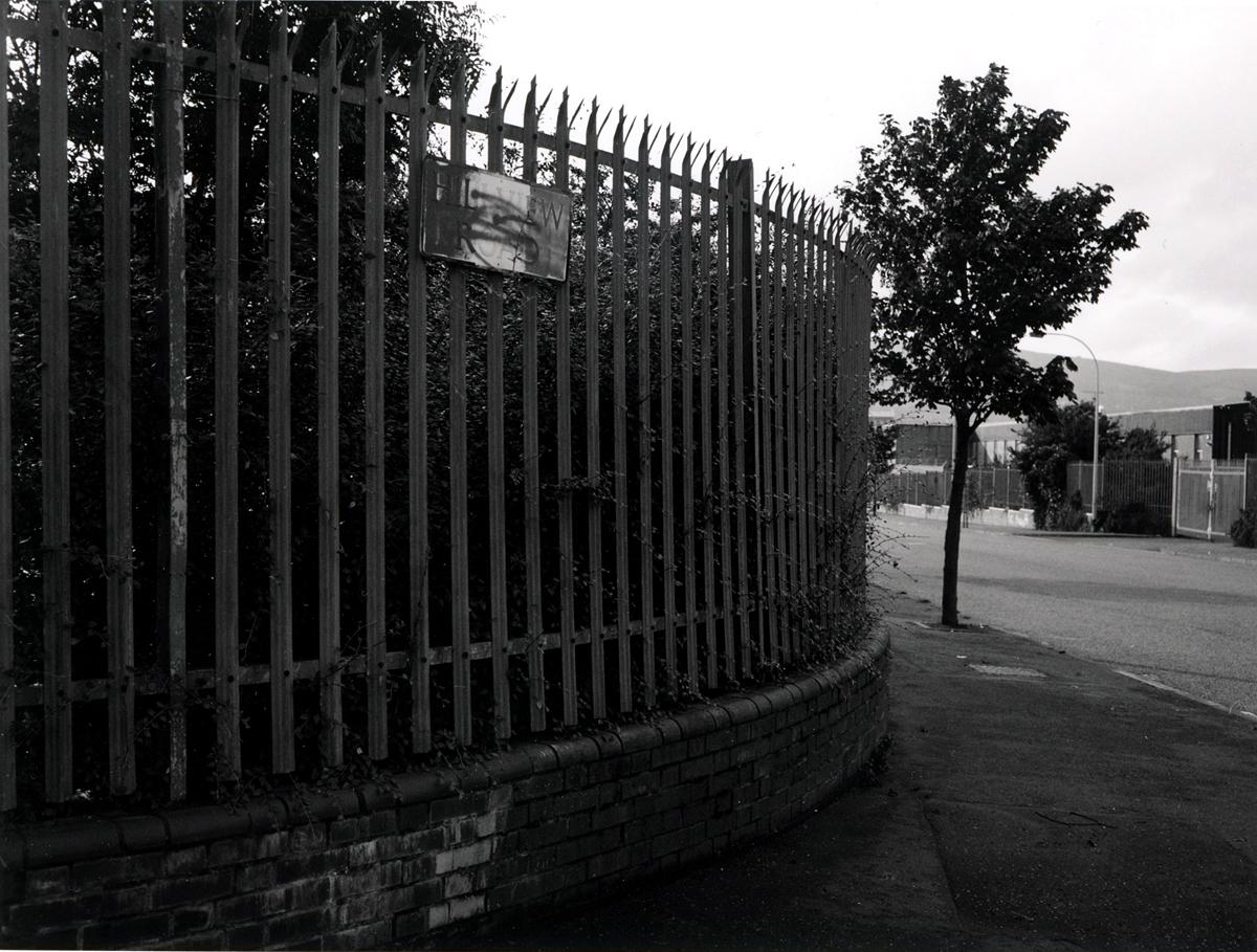 Entering Belfast 2002