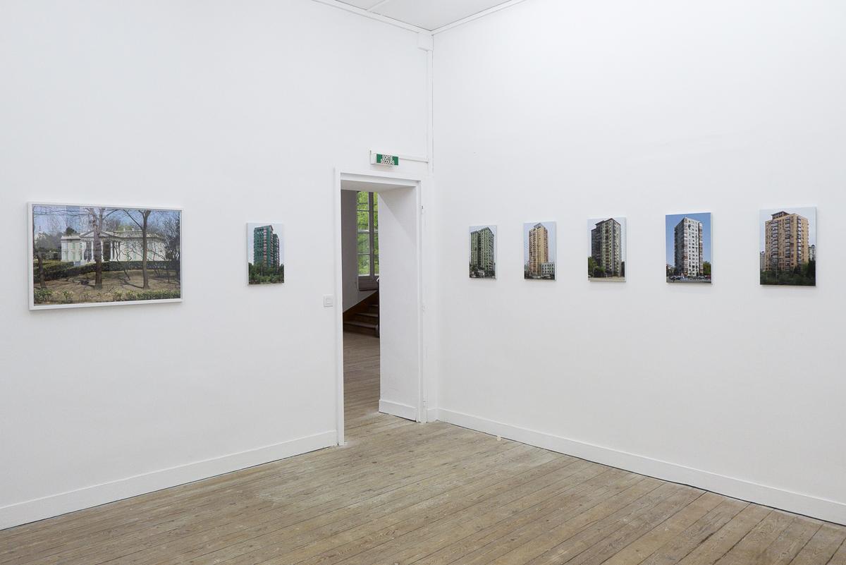 """""""Just Like Heaven"""", centre photographique, Lectoure, 2012."""