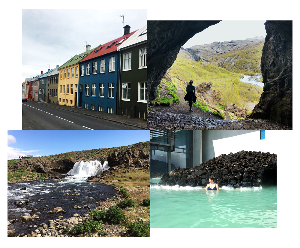 Iceland in May/June of 2018.