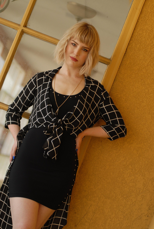 "Kristen St. PierreActor, Model - HAIR COLOR: BlondeEYE COLOR: BlueHEIGHT: 5'8""BUST: 34CWAIST: 28HIPS: 39DRESS SIZE: 6SHOE SIZE: 8LAUNGUAGE(S): EnglishUNION: NON"