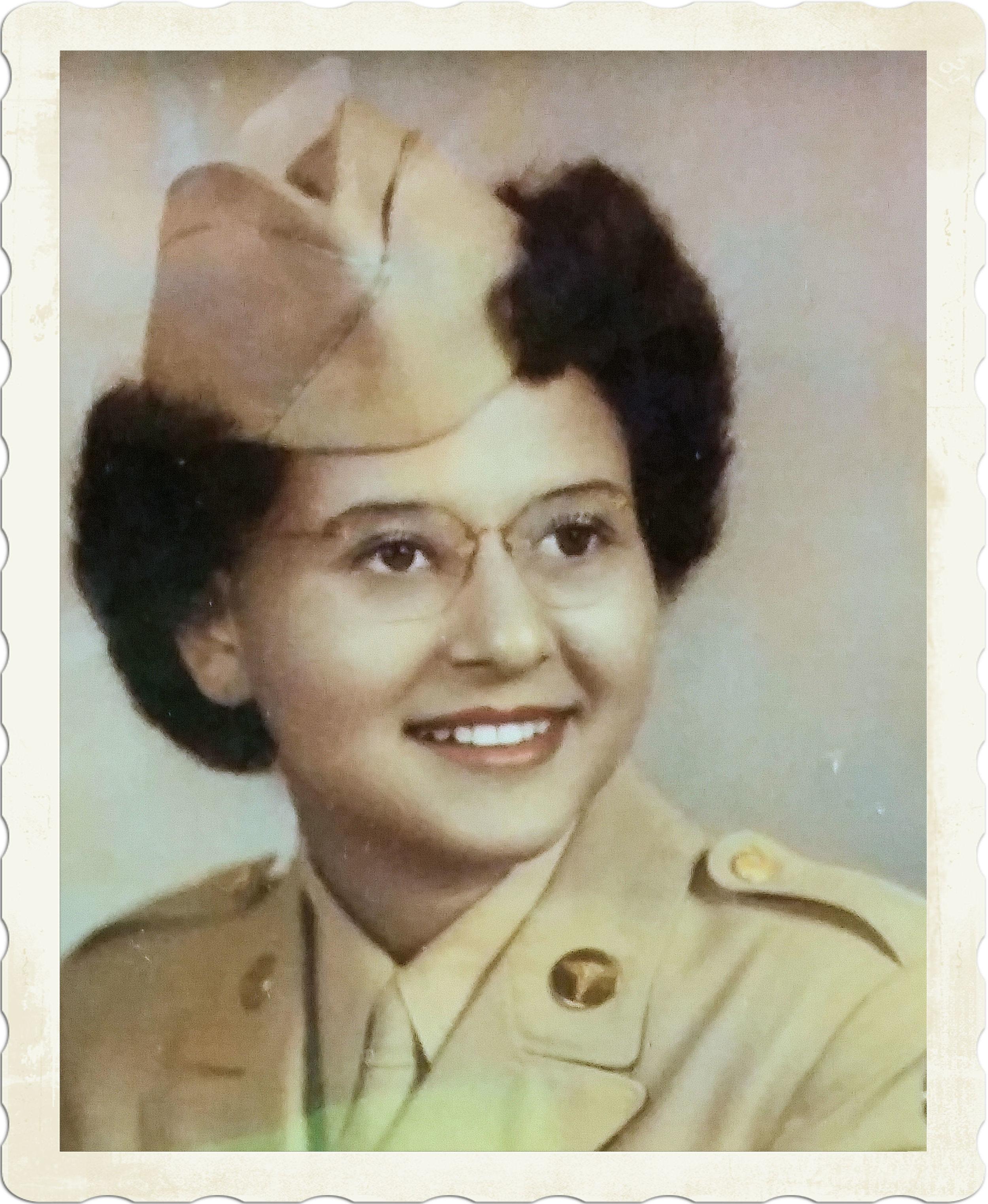 Lois Epps, 1944
