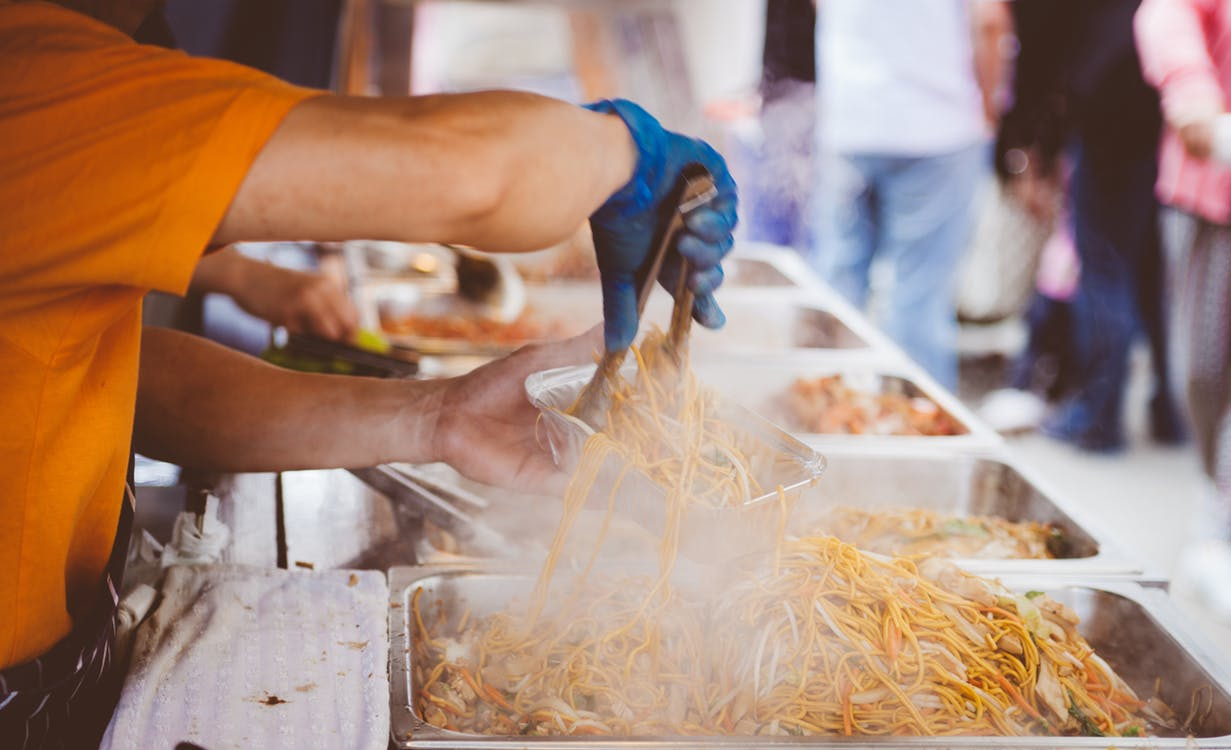 Are You a Food Vendor? - JOin Our Network!