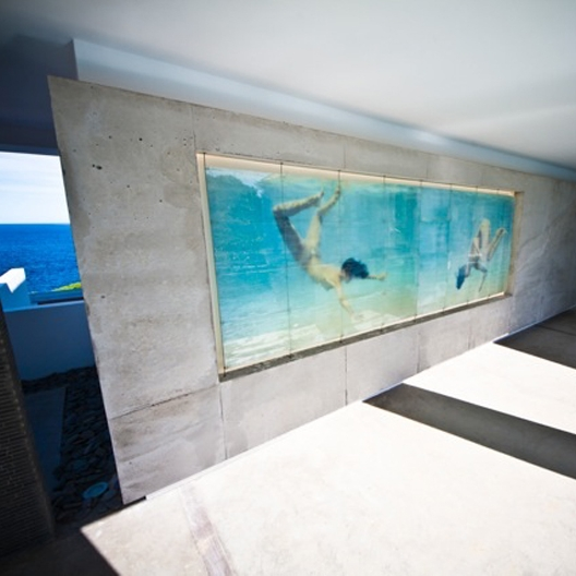 casa Del MaR-st barth - integrated architectural installations