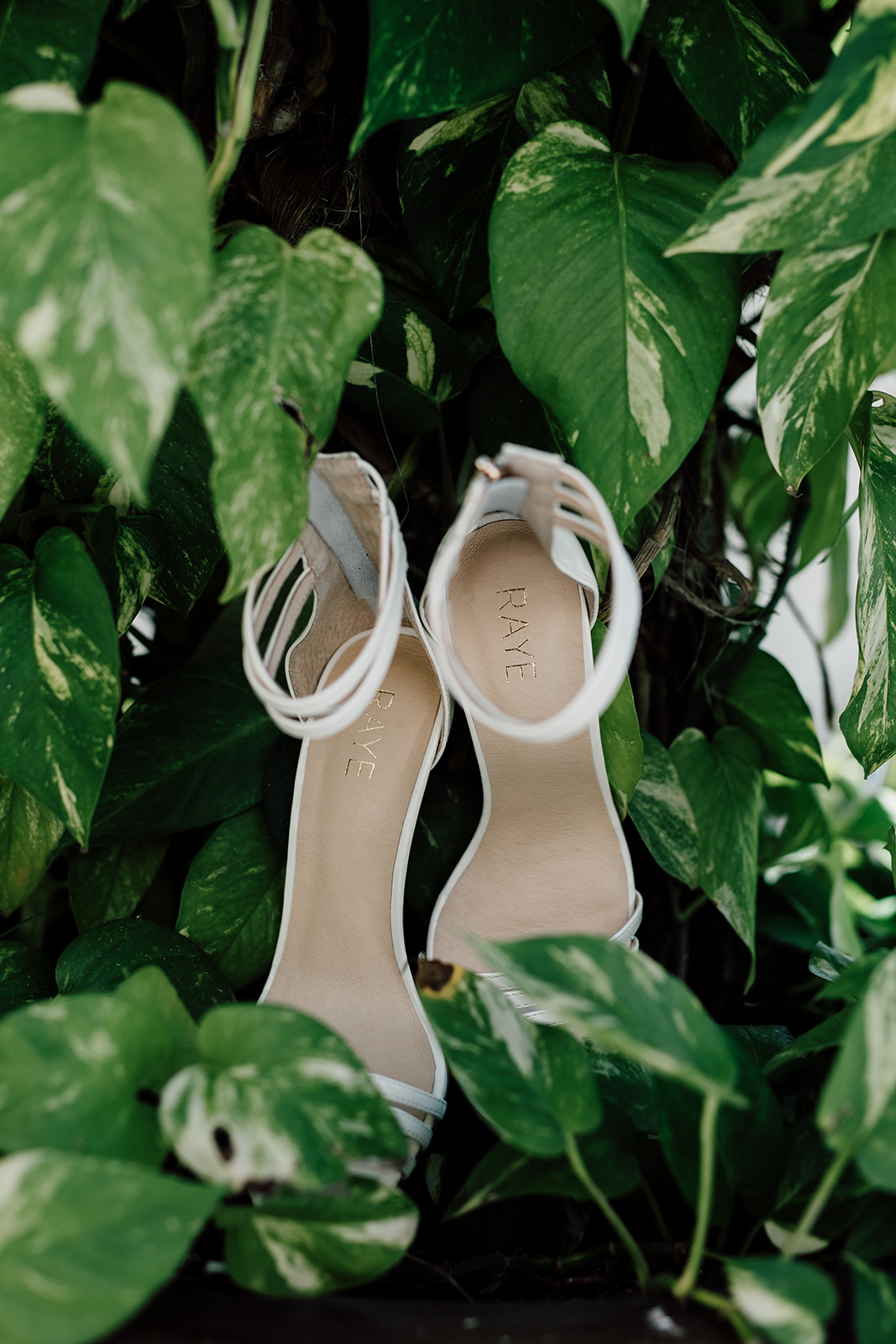 raye the label wedding shoes