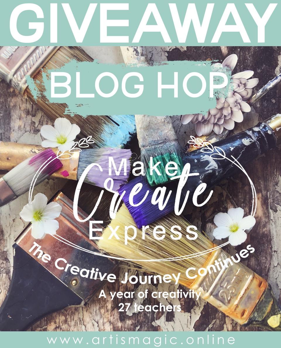 Blog Hop Giveaway Make Create Express