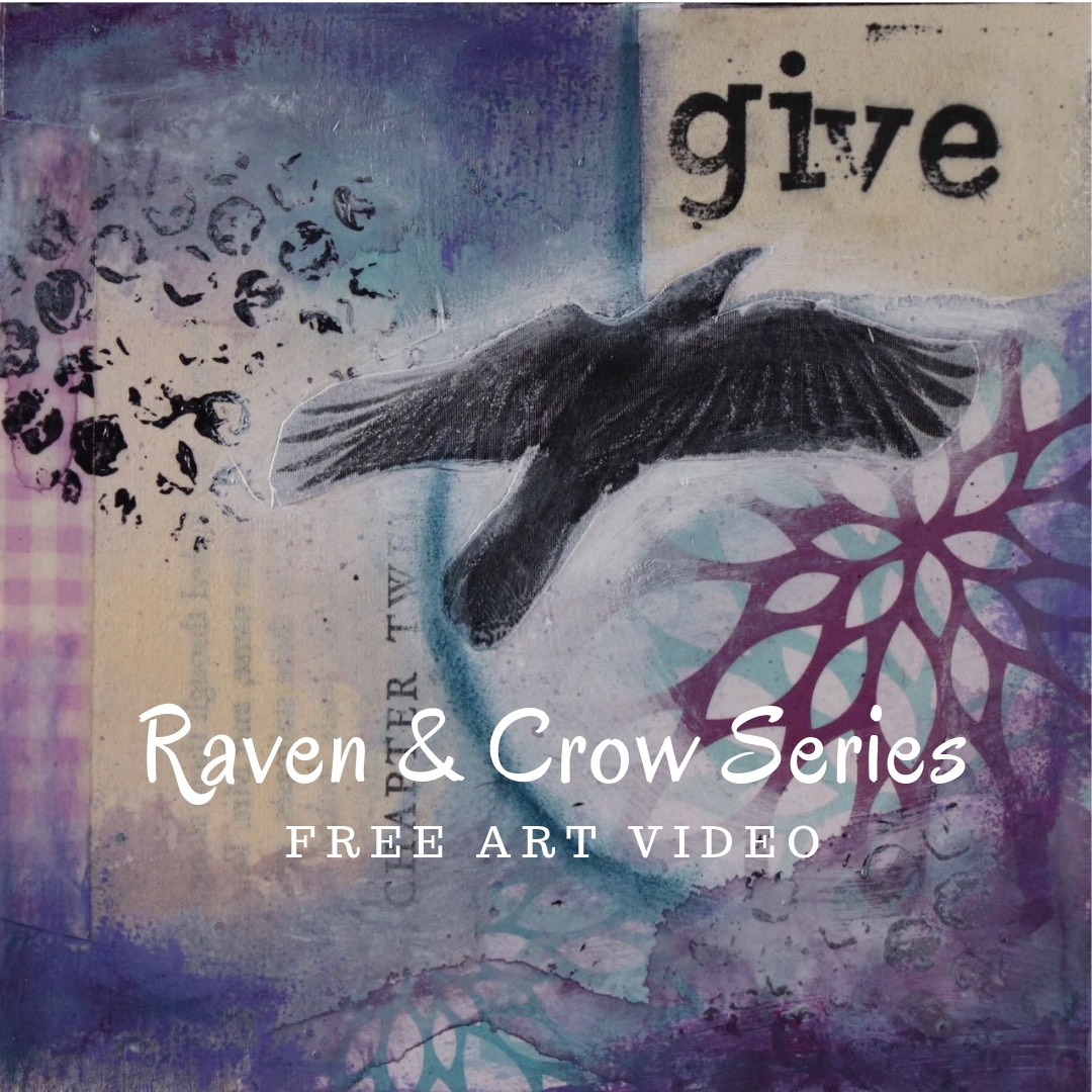 Copy of Copy of Raven and Crow Series