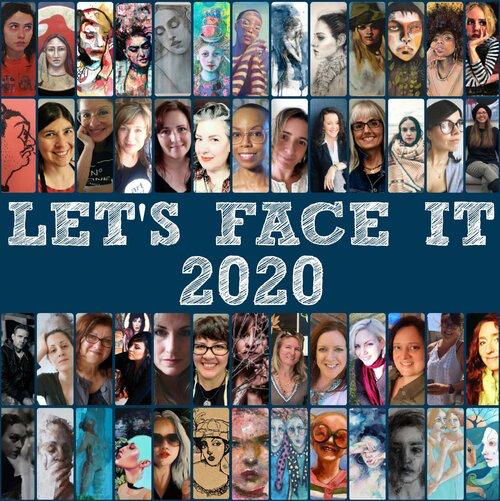 Let's Face It 2020: portrait art course