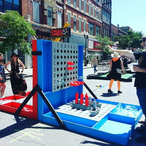 BOTTLESHIP for Wicker Park Fest 2017