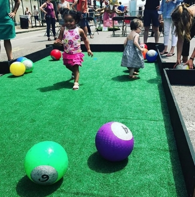 KICKPOOL for Wicker Park Fest 2017