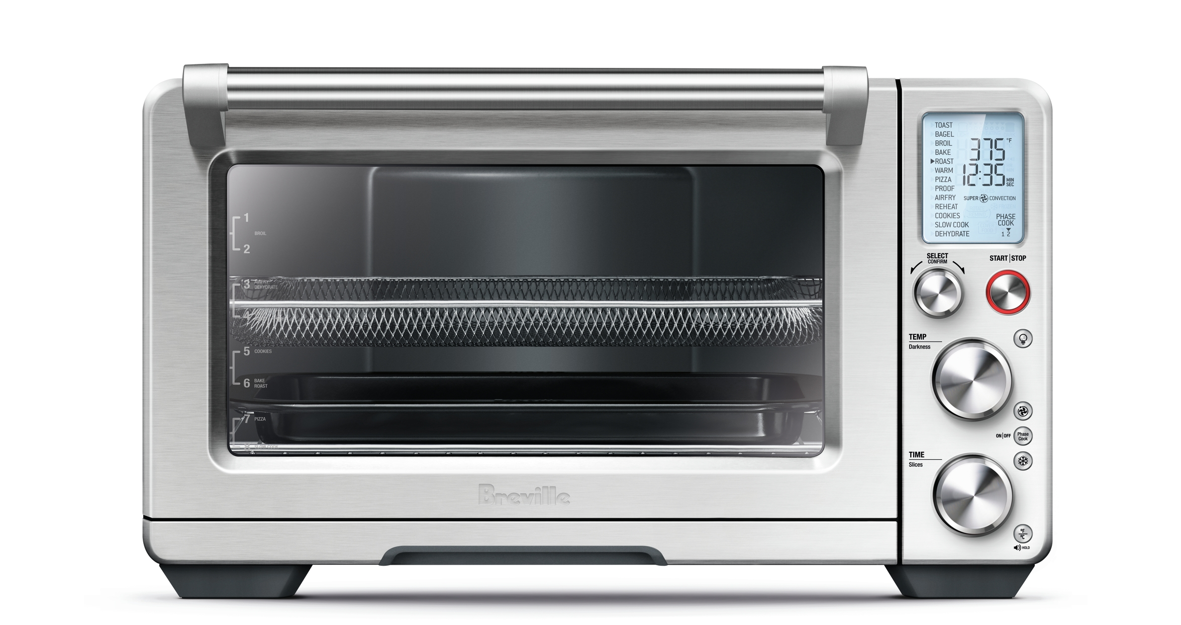 BOV900BSS - Exterior Image - The Smart Oven Air.jpeg