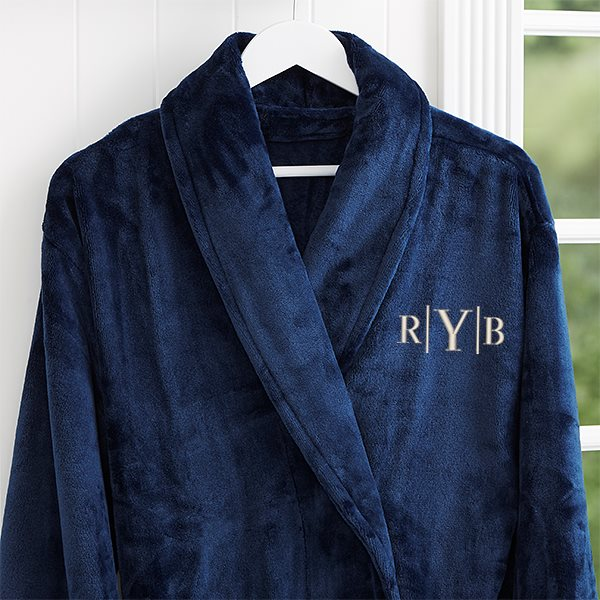 Luxury Fleece Robe