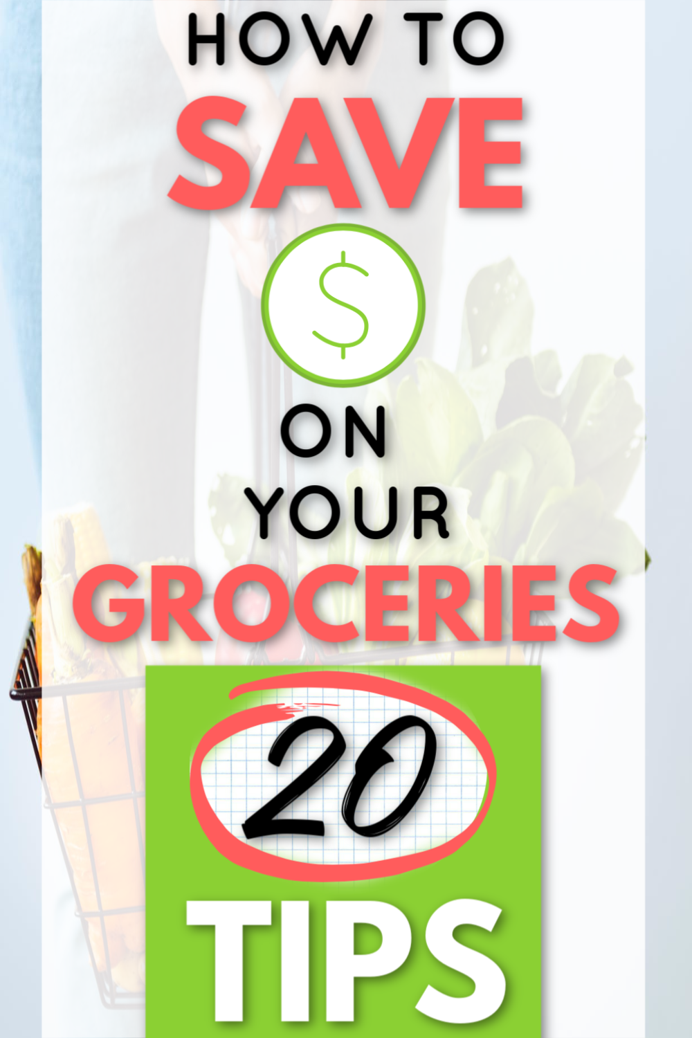 Save These Tips - ADD TO PINTEREST AND SPREAD THE MONEY SAVING GOODNESS!
