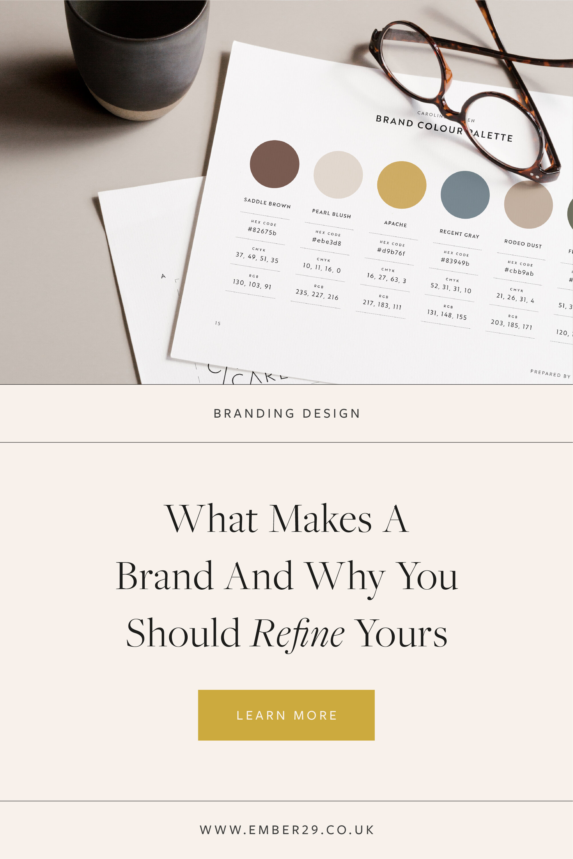 What Is A Brand And Why You Should Refine Yours