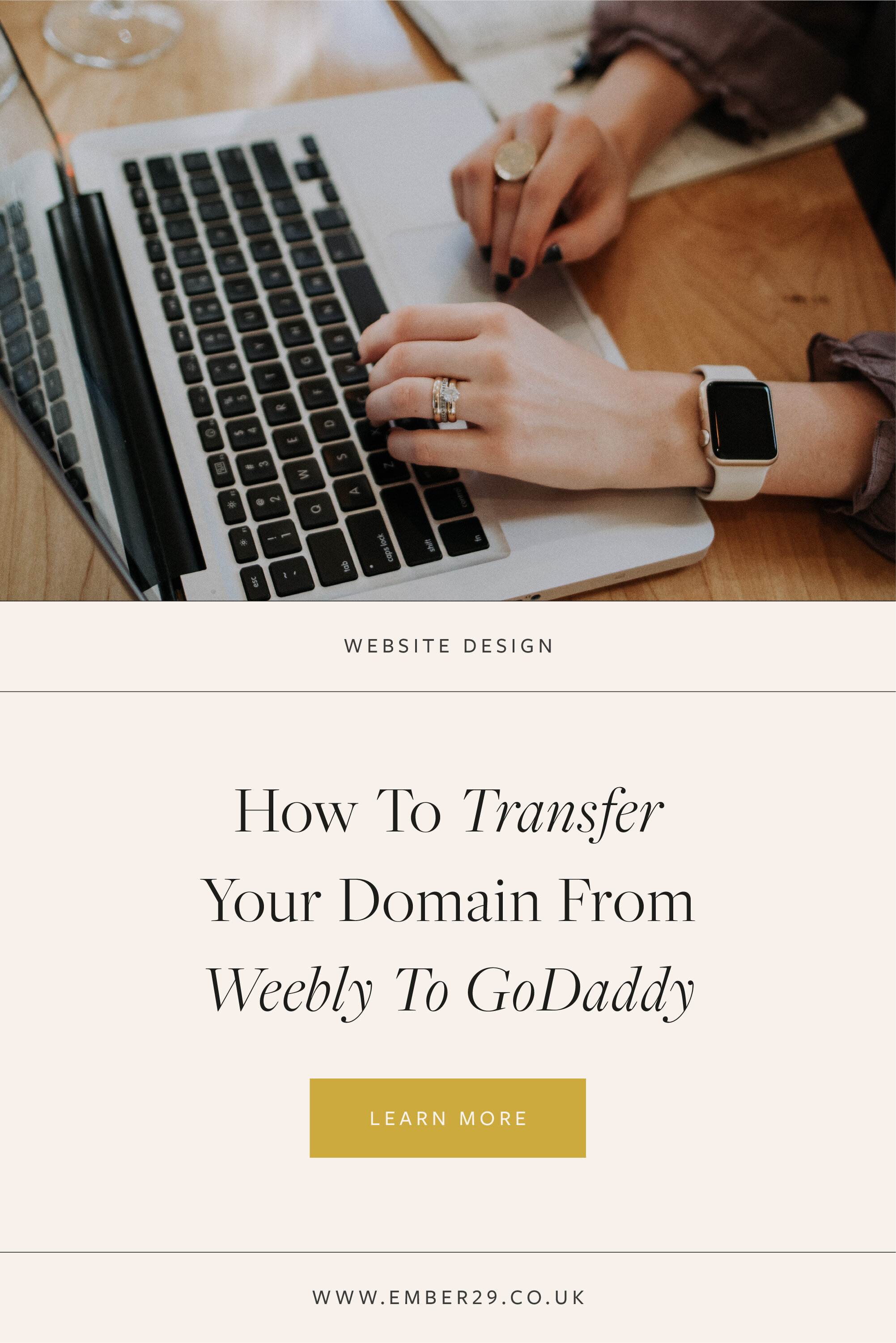 How To Transfer Your Domain From Weebly To GoDaddy