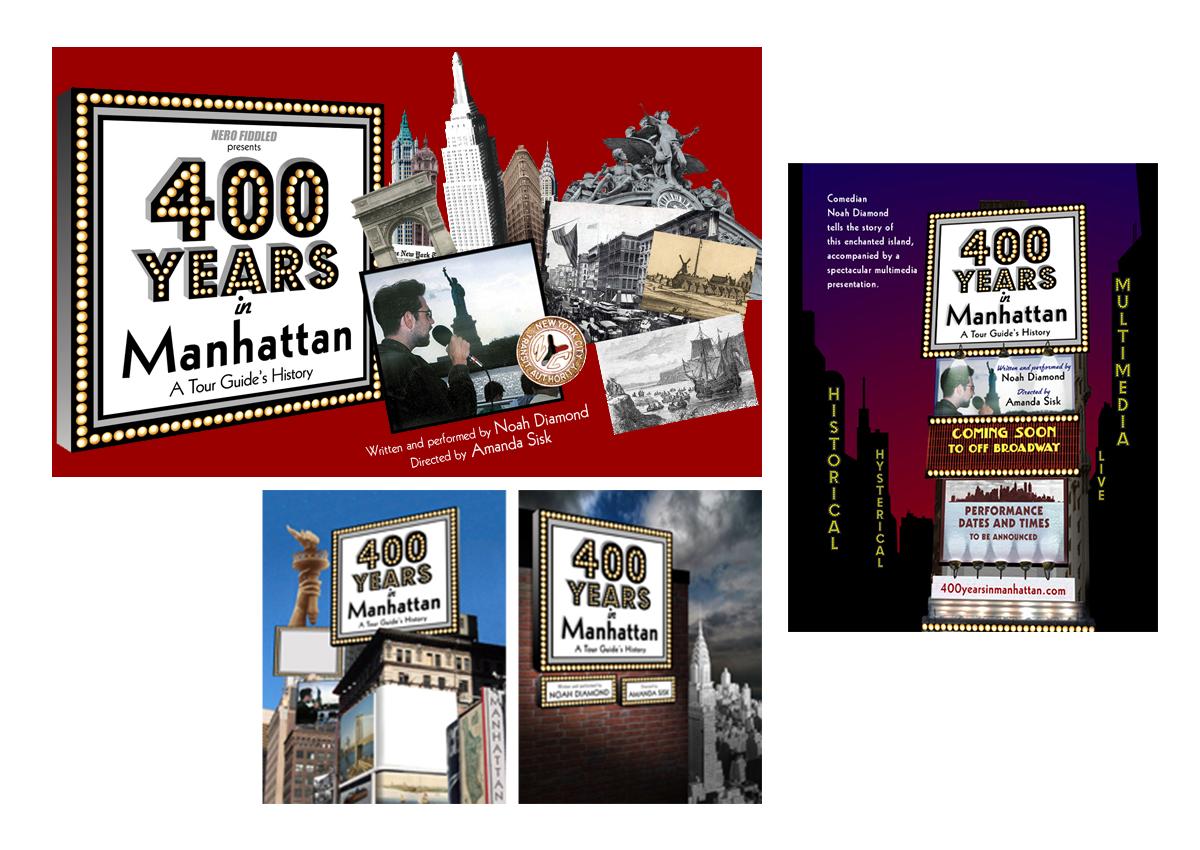 400 Years in Manhattan (2007)